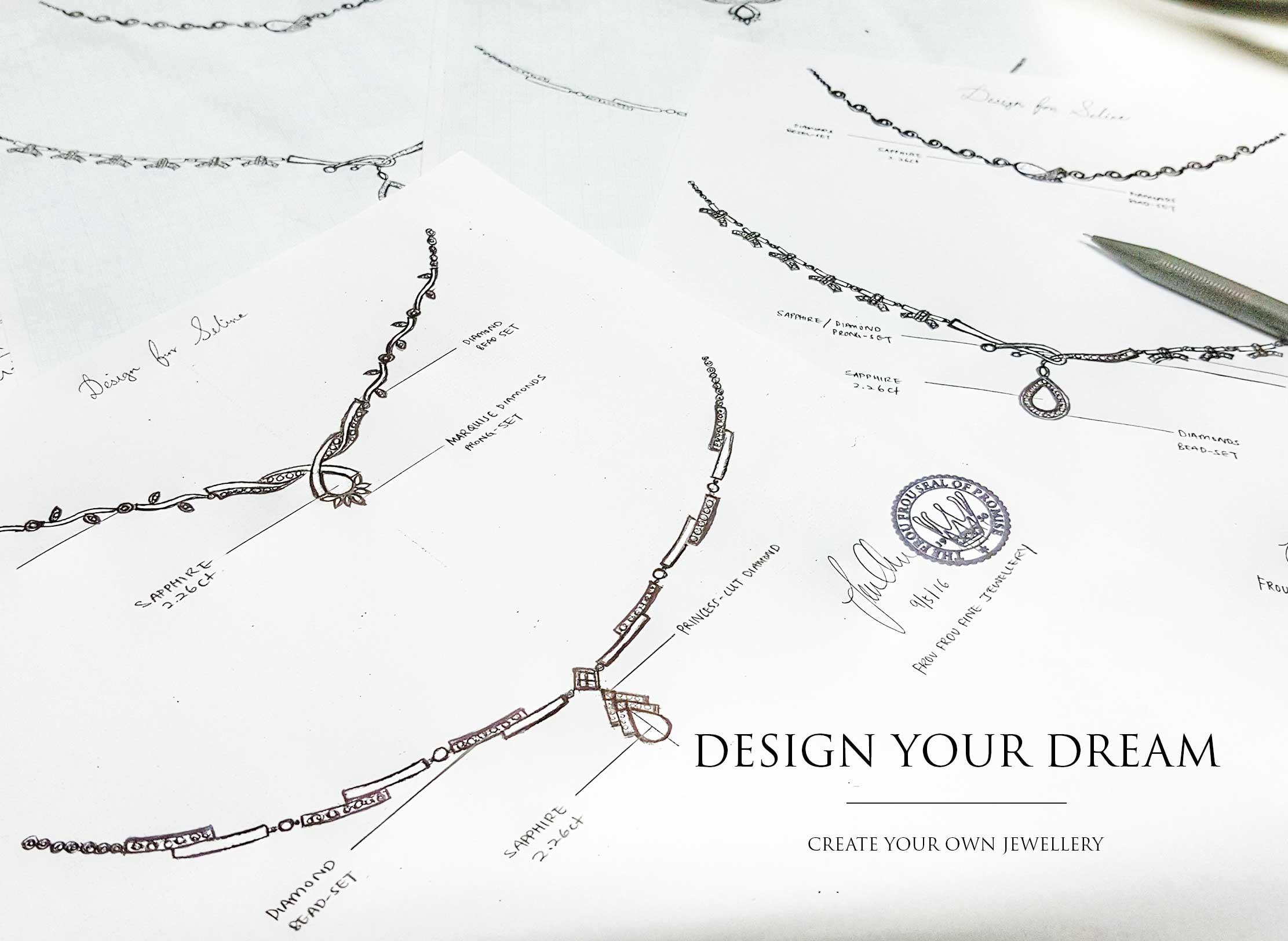 Home Frou FrouFrou Frou Custom Made Jewellery